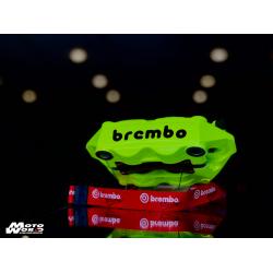 Brembo M4 100mm Neon