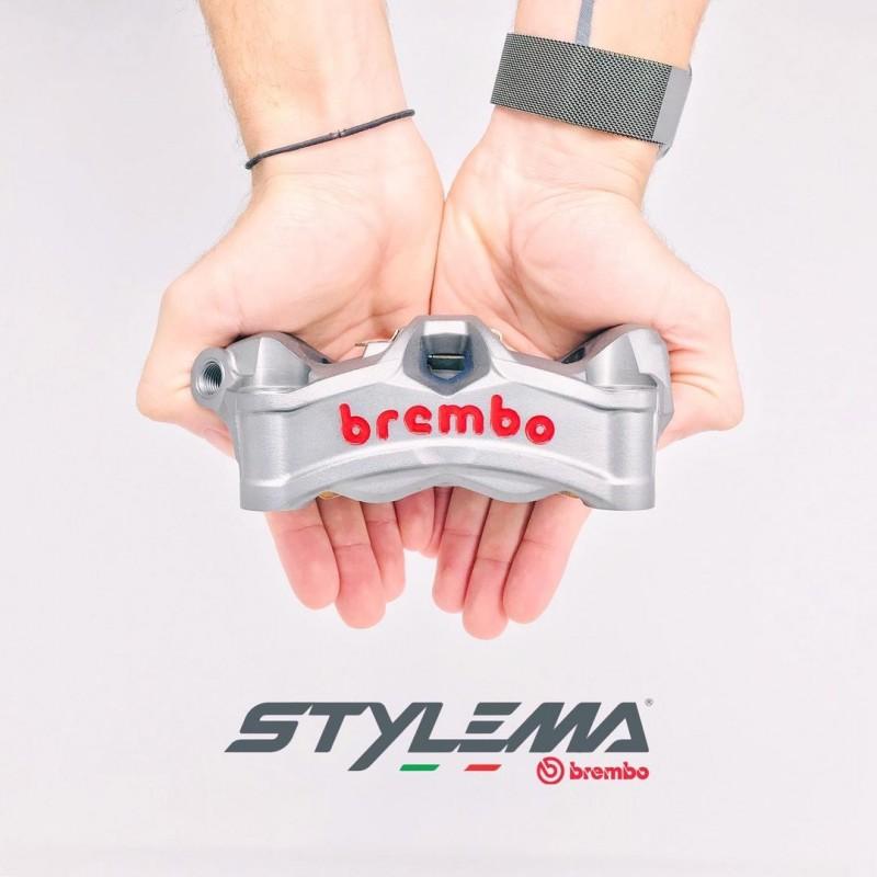 BREMBO STYLEMA 100MM CAST MONOBLOC CALIPERS