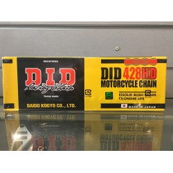 D.I.D Chain 428HD