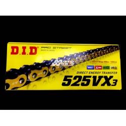 DID Chain 525VX3