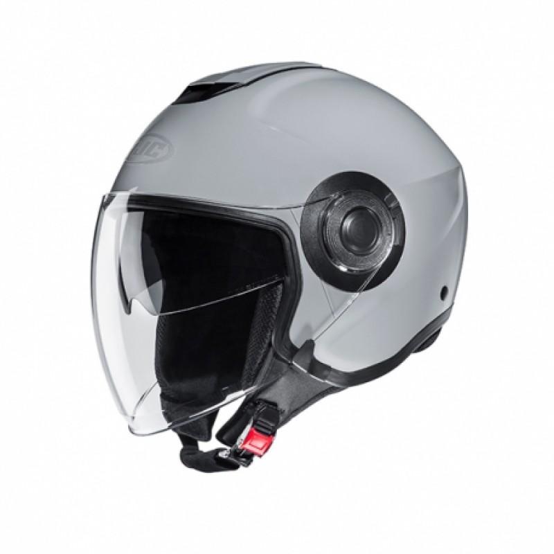 HJC i40 Semi-Jet Urban 3/4 Helmet (Solid)
