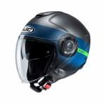 HJC i40 Semi-Jet Urban 3/4 Helmet (Unova)