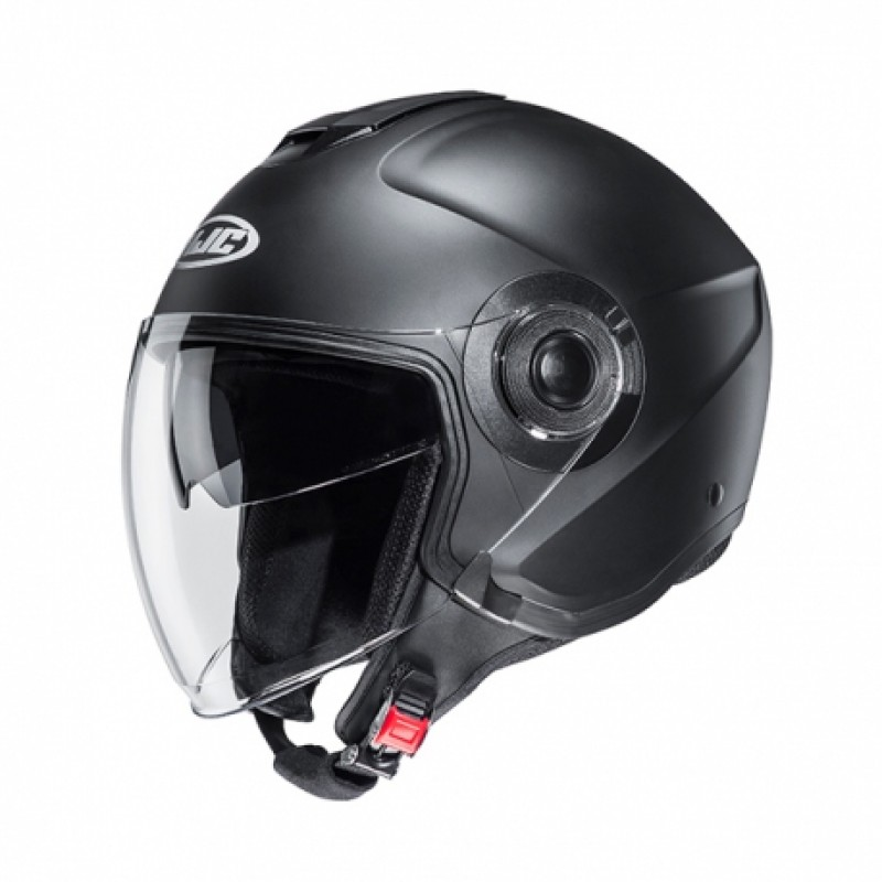 HJC i40 Semi-Jet Urban 3/4 Helmet (Semi-Flat)