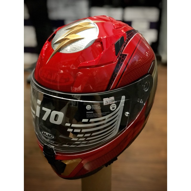 HJC i70 (The Flash)