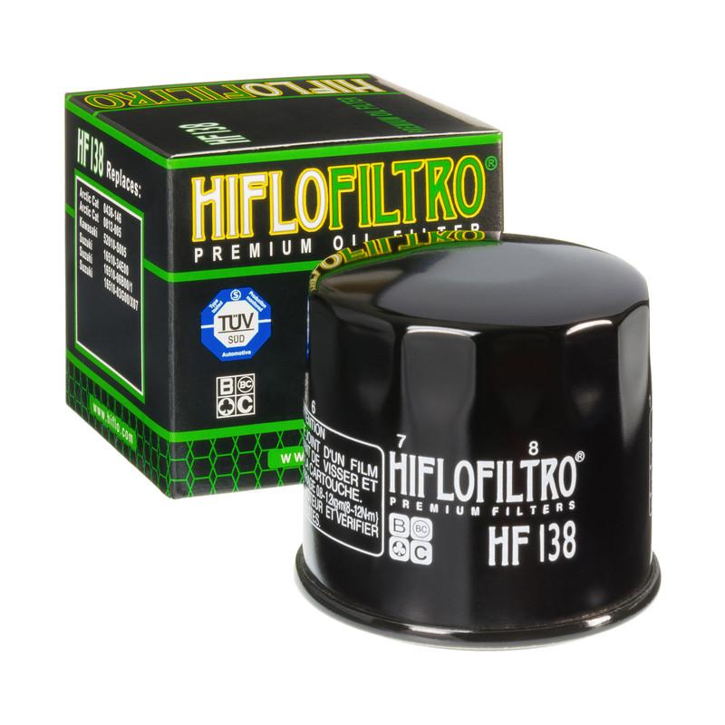 Hiflo Oil Filter HF 138 for Suzuki