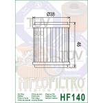 Hiflo Oil Filter HF 140/141 Racing for Yamaha (Exciter/ R15V3/ TFX/ MT15/ Sirius Fi/ Jupiter Fi...)