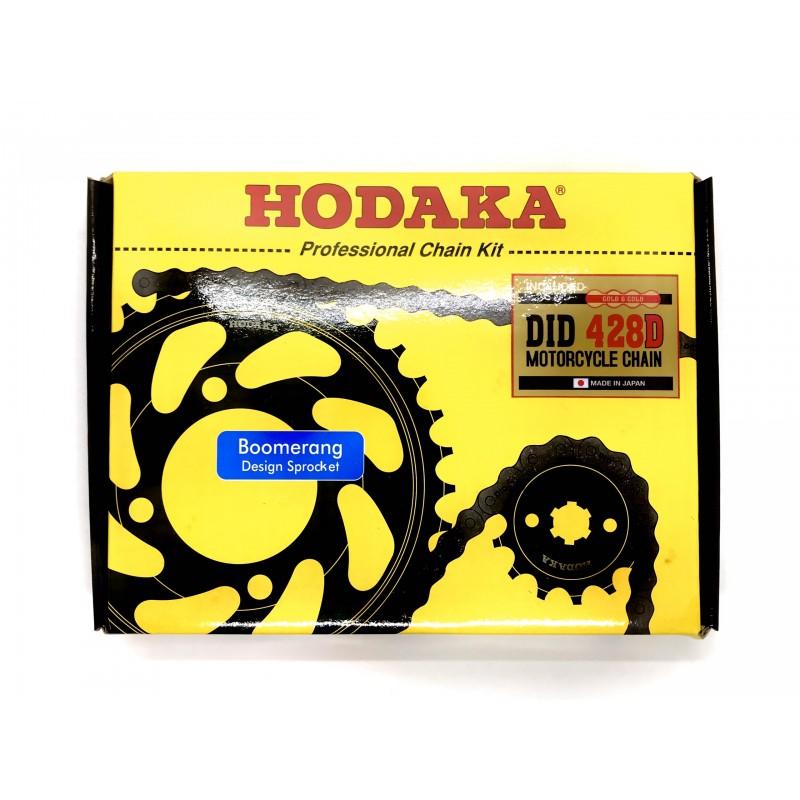HODAKA - Sprockets & Chain YAMAHA EXCITER150/MX KING