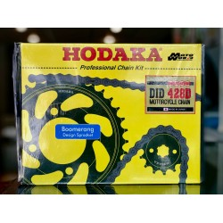Hodaka Sprockets & Chain DID for HONDA WINNER/Sonic 150