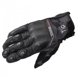 Komine GK-190 CE High Protect M-Gloves-KUROUDO
