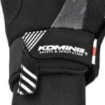 Komine GK-233 Protect Riding Mesh Gloves