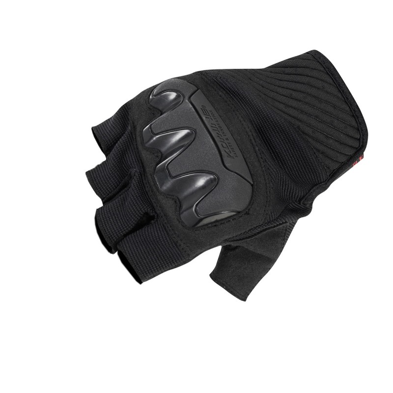 Komine GK-242 Protect Mesh Fingerless Gloves