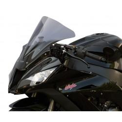 "MRA Racing Windscreen ""R"" ZX10R 11-15 Smoke Grey"