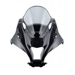 "MRA Racing Windscreen ""R"" ZX10R 16 Smoke Grey"