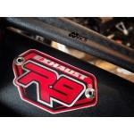 R9 Exhaust Misano 2 BLACK for YAMAHA NVX125/155
