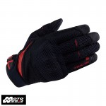 RS Taichi RST447 Rubber Knuckle Mesh Glove