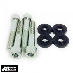 BREMBO Spacer & Screw Kit - 5mm Spacers & 60mm Screws