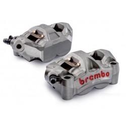 BREMBO 100mm M50 Monoblock Front Radial Cast Caliper Set