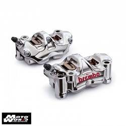 BREMBO 100mm GP4 RX Nickel Brake Caliper Kit