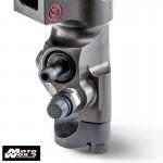 BREMBO 19x16 Billet Radial Brake Master Cylinder with Folding Standard Lever