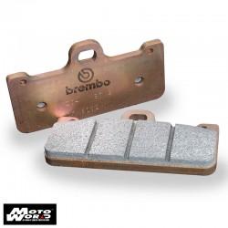 BREMBO Brake Pad Set Z04 - 107A48602