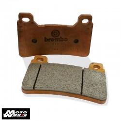 BREMBO Brake Pad Set Z04 - 107A48648