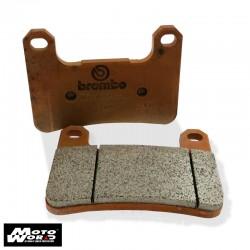 BREMBO Brake Pad Set Z04 - 107A48651