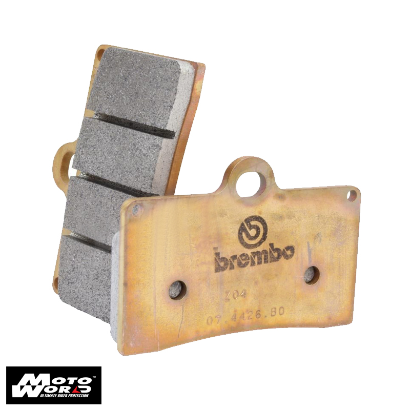 BREMBO Brake Pad Set Z04 - 107A48673