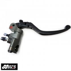 BREMBO 19x20 Billet Radial Clutch Master Cylinder with Folding Lever