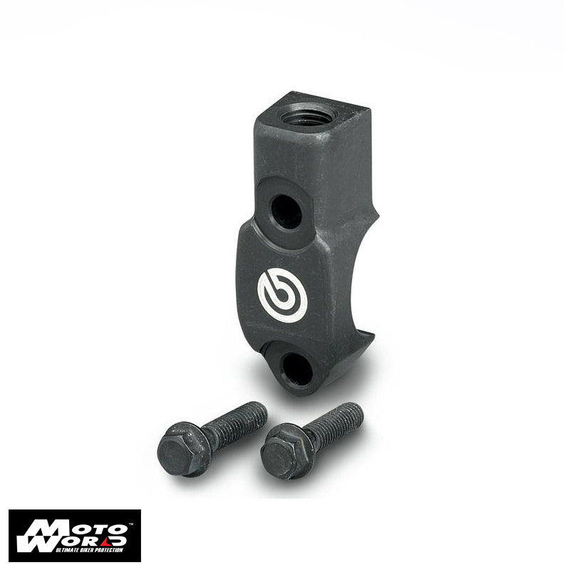 BREMBO RCS Mirror Mounting Bracket for Naked Bikes M8x1.25 (Right)
