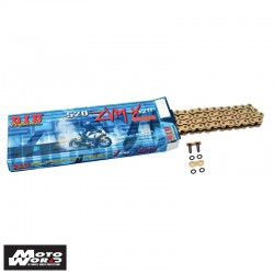 D.I.D Chain 520ZVM-X X-Ring Super Street
