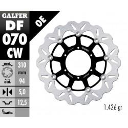 GALFER Front Brake Disc HONDA CB 1300 2004