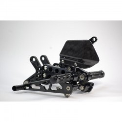 Gilles Tooling Rear Sets AS31GT for SUZUKI GSX R600/ 750 06-10