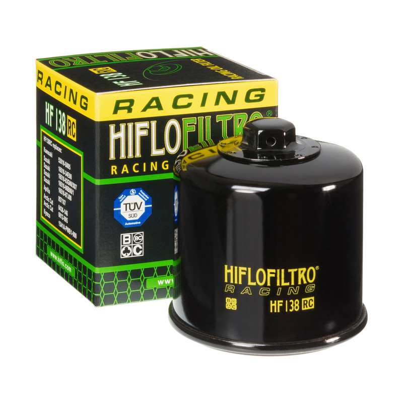 Hiflo Oil Filter HF 138RC for Suzuki
