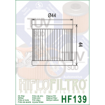 Hiflo Oil Filter HF 139 for Suzuki/ Kawasaki
