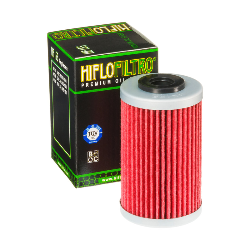 Hiflo Oil Filter HF 155 for KTM