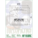 Hiflo Oil Filter HF 160RC for BMW S1000 R/ RR/ XR - GSA