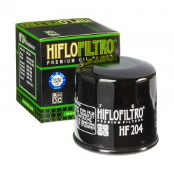 Hiflo Oil Filter HF 204 for Honda/ Kawasaki/ Yamaha/ Triumph