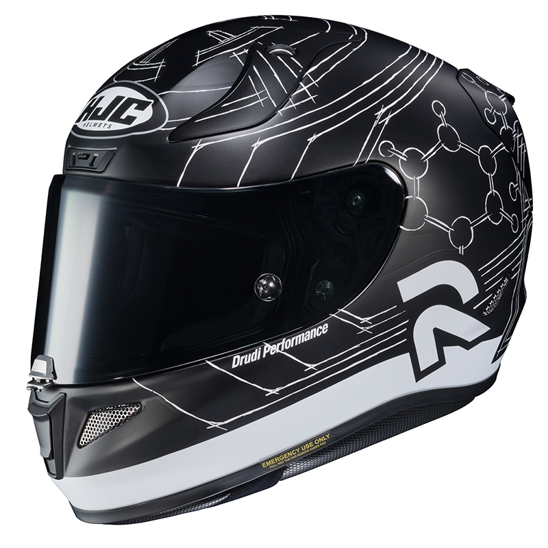 HJC RPHA 11 Pro Iannone 29 Replica BLACK Helmet