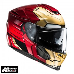 HJC RPHA 70 Iron Man Helmet
