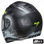 HJC i70 RIAS Full-Face Helmet