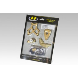 HYPERPRO Mounting Kit for YAMAHA YZF-R6 06 - 16