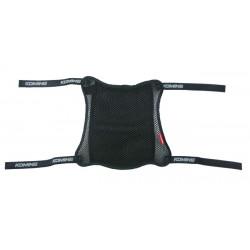 Komine AK-108 3D Air Mesh Seat Cover Double
