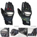 Komine GK-214 Titanium M-Gloves