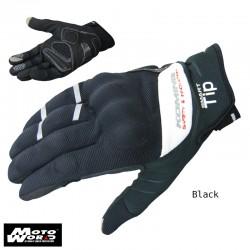 Komine GK 138 Protect Mesh Gloves-SPARTACUS