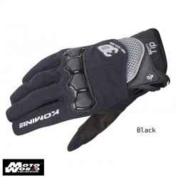 Komine GK 162 3D Protect Mesh Gloves Plus