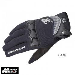 Komine GK 162 3D Protect Mesh Gloves Plus