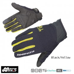 Komine GK 168 Ride Mesh Gloves ALESIA