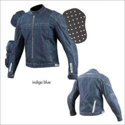 Komine JK 077 Kevlar Denim Jacket