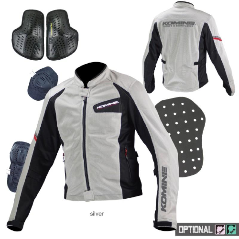 Komine JK 100 Protect Full Mesh Jacket
