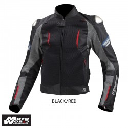 Komine JK 107 Titanium Mesh Jacket
